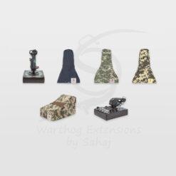 Saitek X55/X56 Dust Covers