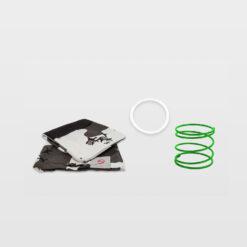 Staubkappen + Federn + Silikon O Ringe